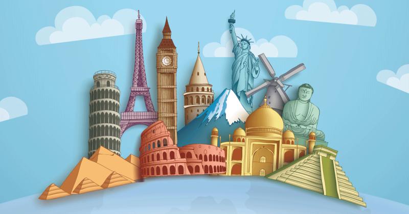 7個擴香配方帶您遊世界