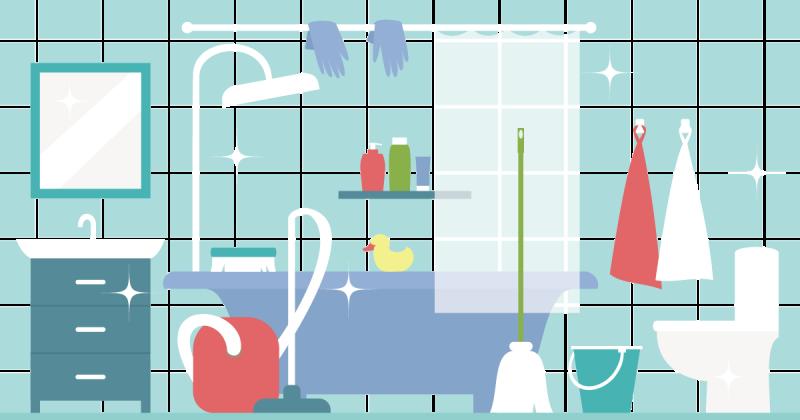 DIY清潔劑•浴室篇I