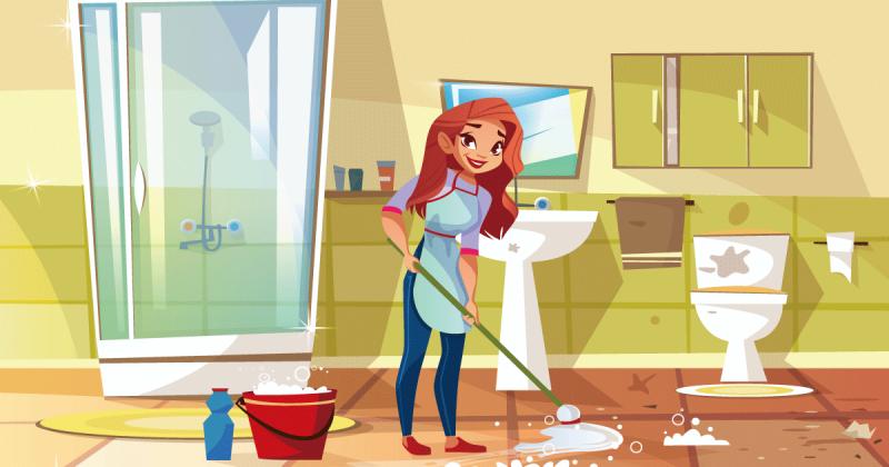 DIY清潔劑•浴室篇II