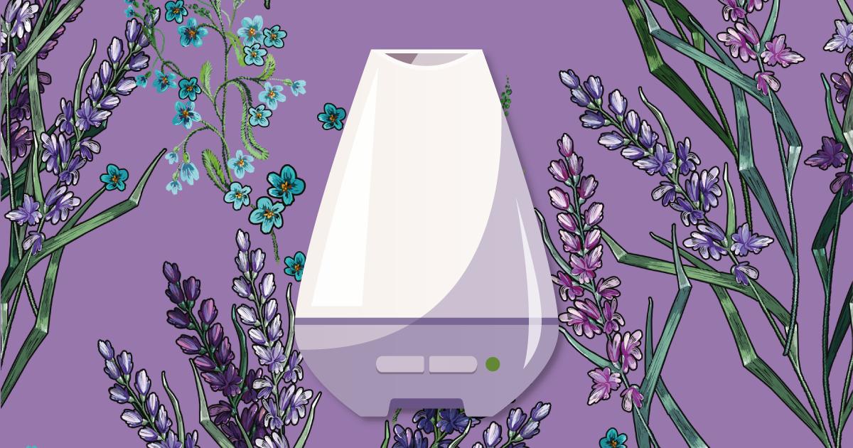 為Lavender薰衣草愛好者特調的擴香配方