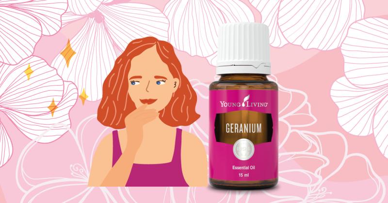Geranium天竺葵的使用方法