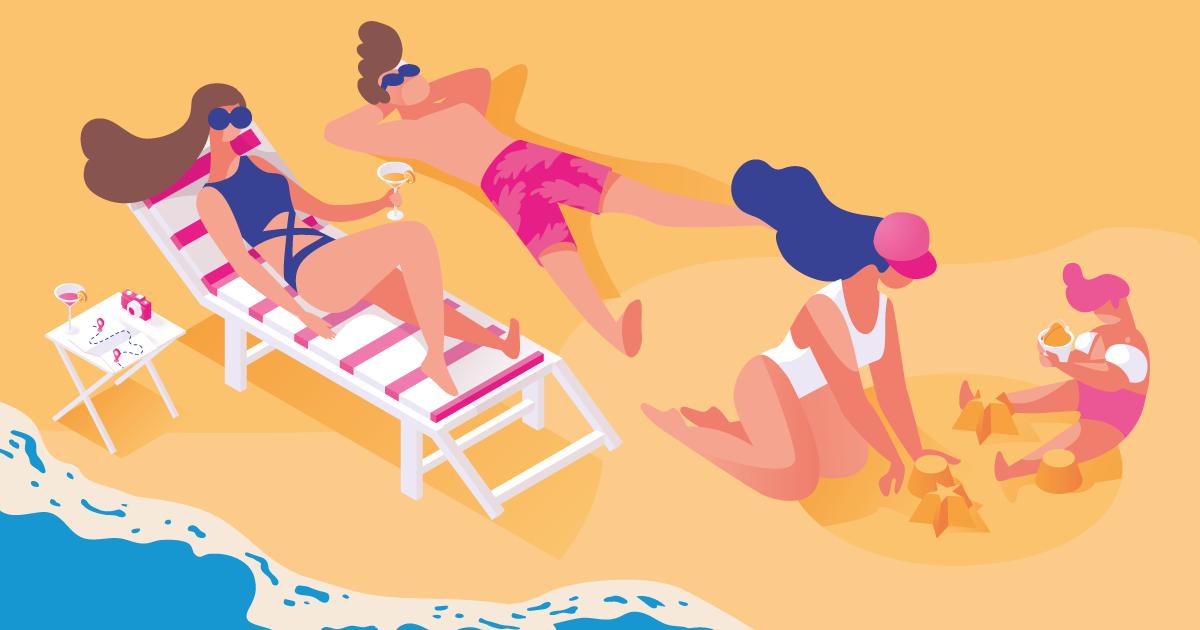4種精油開啟海灘度假模式II