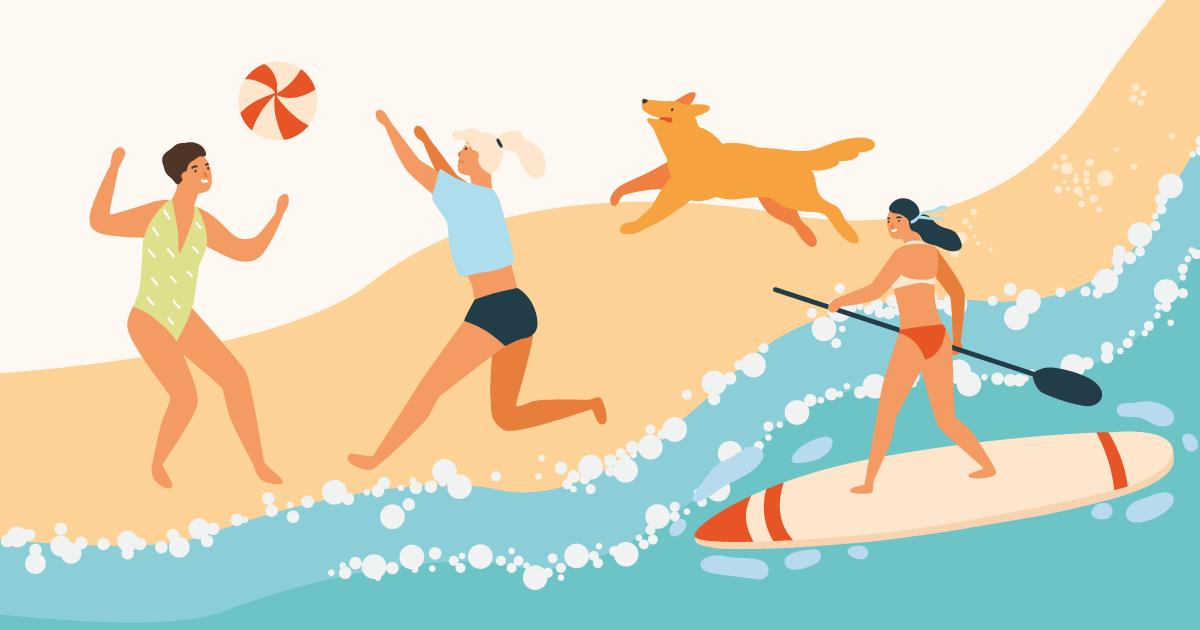 4種精油開啟海灘度假模式III