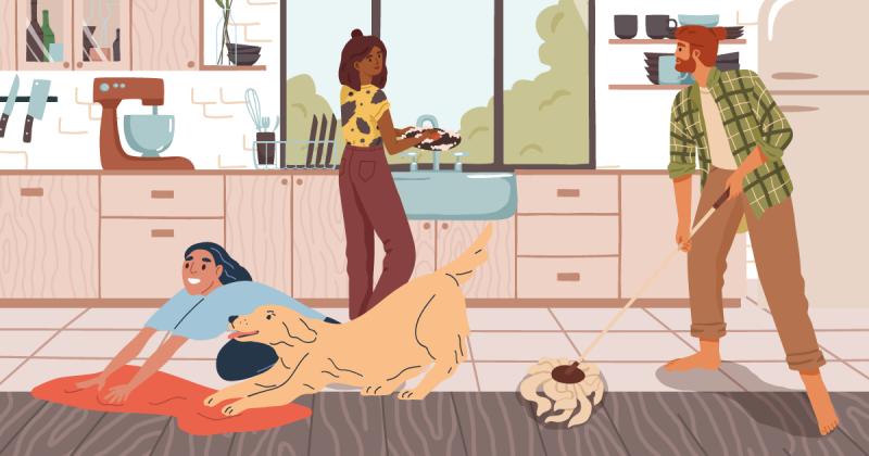 消除狗狗臭味的方法I