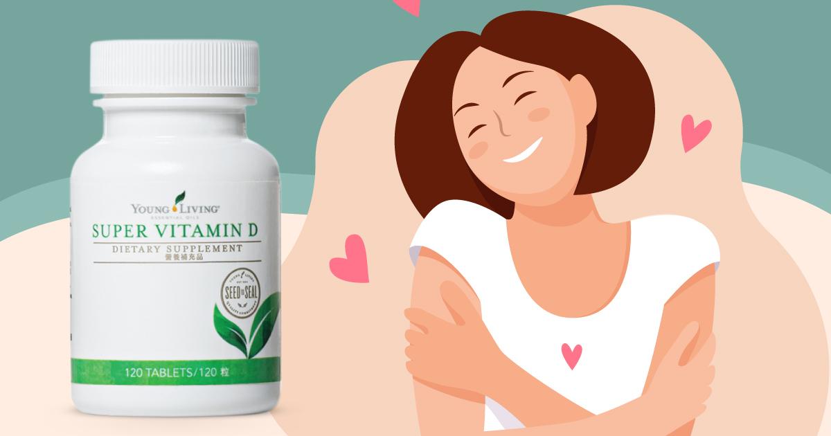 身體重要D—Super Vitamin D