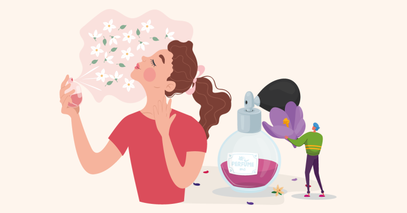 DIY天然香水